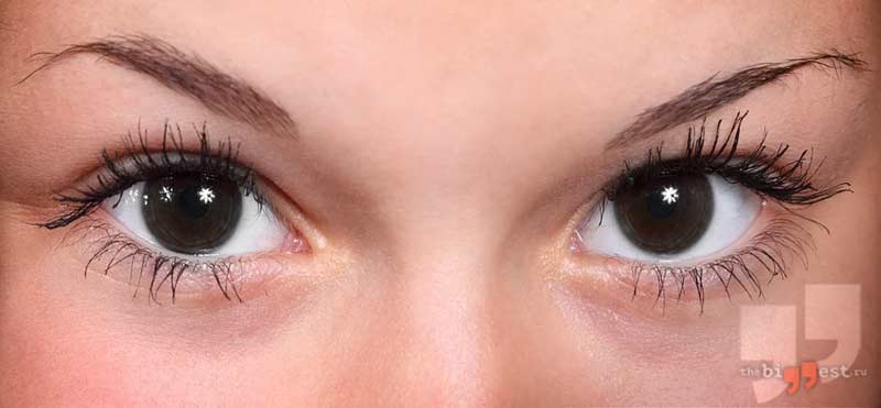 Чёрные глаза. CC0