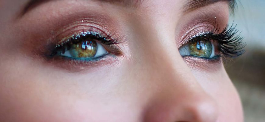 Глаза девушки. CC0