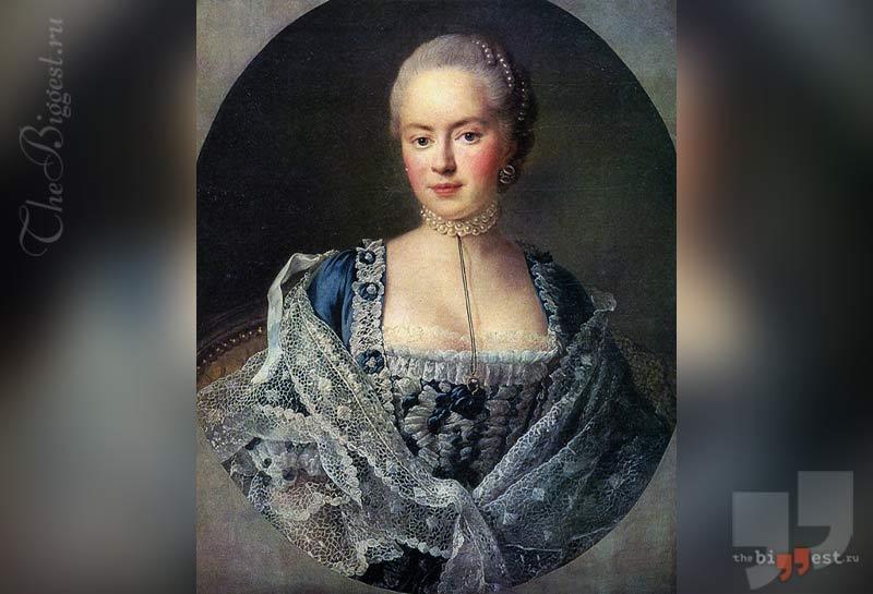 Дарья Салтыкова. CC0