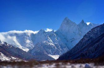 Горы России. CC0