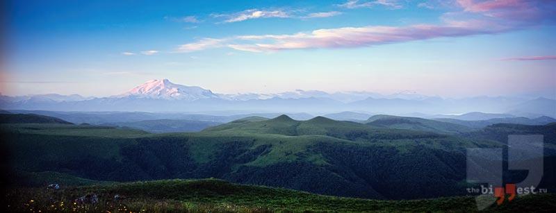 Самые высокие горы России. CC0