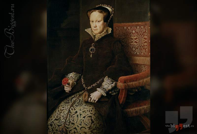 Мария I Тюдор. CC0