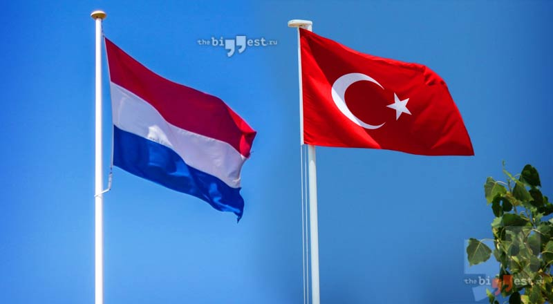 Нидерланды против Турции cc0