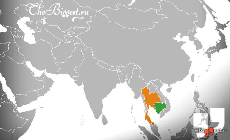 Камбоджа и Таиланд сс0