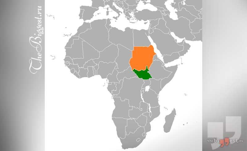 Судан и Южный Судан сс0