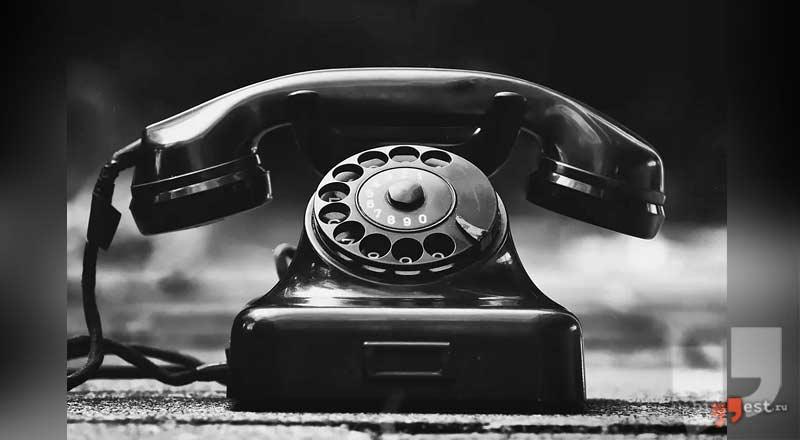 Телефон стационарный сс0