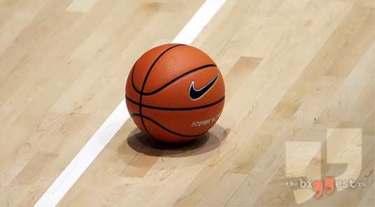 Баскетбольный мяч сс0