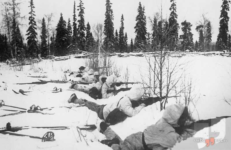 Финляндия во время Второй мировой сс0