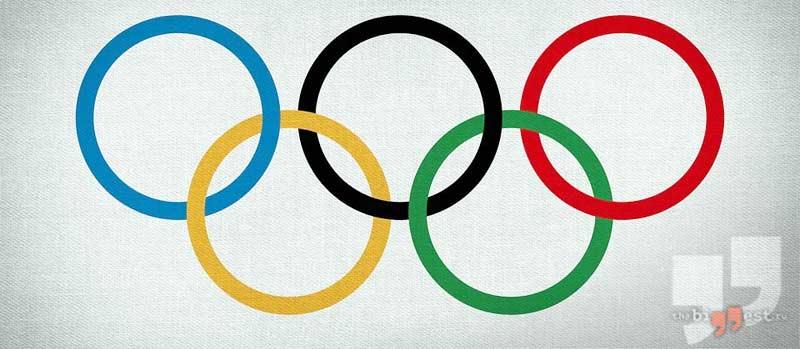 Олимпийские кольца cc0