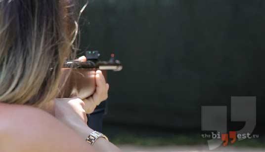 спортивная дисциплина в соревнованиях по пулевой стрельбе