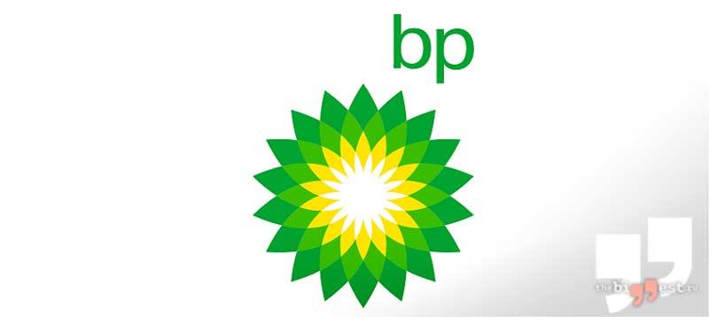 BP plc большие нефтяные компании